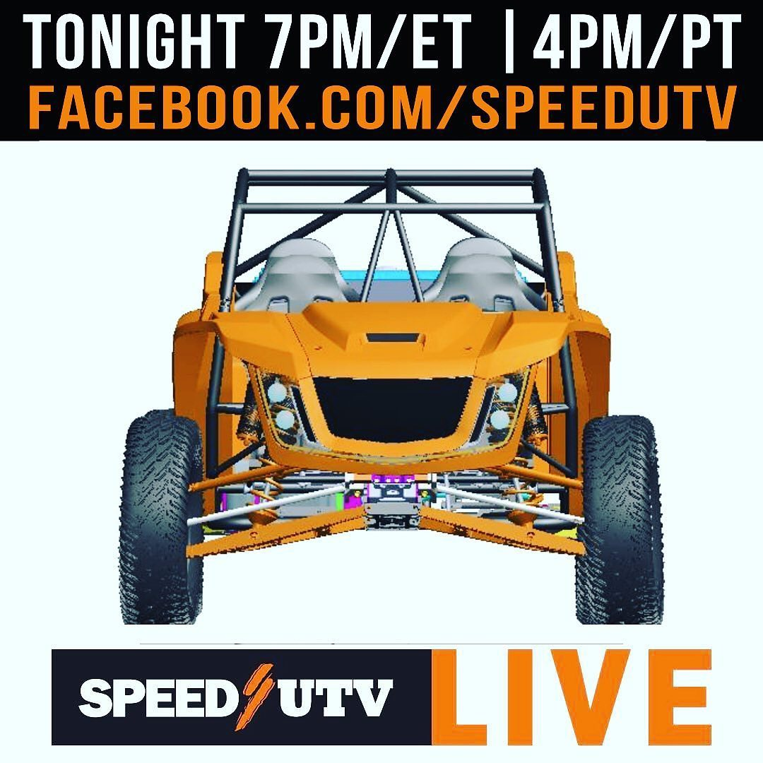 Tonight the UTT Chassis and Body will be shown in Dads Presentation @7pm EST / 4...